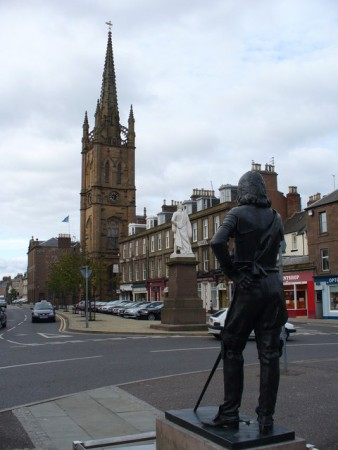 Montrose And The Steeple